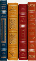 Books:Fine Bindings & Library Sets, [Contemporary American Literature]. Saul Bellow, E. L. Doctorow, and Others. Group of Four Franklin Library Books. Franklin ... (Total: 4 Items)