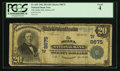 National Bank Notes:Colorado, Delta, CO - $20 1902 Plain Back Fr. 652 The Delta NB Ch. # (W)8675....