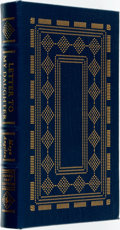 Books:Fine Bindings & Library Sets, Maya Angelou. SIGNED/LIMITED. Letter to My Daughter. EastonPress, [2008]. ...