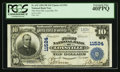 National Bank Notes:Pennsylvania, Loysville, PA - $10 1902 Plain Back Fr. 632 The First NB Ch. #11524. ...