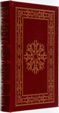 Andrea Bocelli. SIGNED/LIMITED. The Music of Silence. Easton Press, [1999]