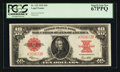Large Size:Legal Tender Notes, Fr. 123 $10 1923 Legal Tender PCGS Superb Gem New 67PPQ.. ...