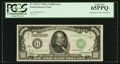 Error Notes:Major Errors, Fr. 2212-G $1,000 1934A Federal Reserve Note. PCGS Gem New 65PPQ.....