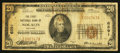 Nogales, AZ - $20 1929 Ty. 1 The First NB Ch. # 6591