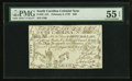 Colonial Notes:South Carolina, South Carolina February 8, 1779 $50 PMG About Uncirculated 55 EPQ.. ...