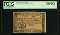 Colonial Notes:South Carolina, South Carolina December 23, 1776 $6 PCGS Choice About New 58PPQ.....