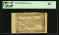 Colonial Notes:South Carolina, South Carolina December 23, 1776 $2 PCGS Gem New 66.. ...