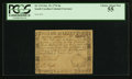 Colonial Notes:South Carolina, South Carolina October 19, 1776 $6 PCGS Choice About New 55.. ...