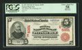 National Bank Notes:Pennsylvania, Pittsburgh, PA - $5 1902 Red Seal Fr. 587 The Mellon NB Ch. #(P)6301. ...