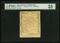 Colonial Notes:Massachusetts, Massachusetts August 18, 1775 24s PMG Very Fine 25.. ...