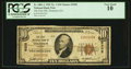 National Bank Notes:Georgia, Thomson, GA - $10 1929 Ty. 1 The First NB Ch. # 9302. ...