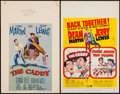 """Movie Posters:Sports, The Caddy & Other Lot (Paramount, 1953). Window Cards (2) (14"""" X 22""""). Sports.. ... (Total: 2 Items)"""