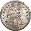 Seated Dollars, 1846-O $1 MS64 PCGS. CAC....