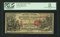 National Bank Notes:Kentucky, Lebanon, KY - $5 1875 Fr. 401 The NB of Lebanon Ch. # 1694. ...