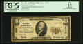 National Bank Notes:Kentucky, Russellville, KY - $10 1929 Ty. 2 The Citizens NB Ch. # 6546. ...