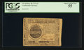 Colonial Notes:Continental Congress Issues, Continental Currency May 20, 1777 $7 PCGS Choice About New 55.. ...