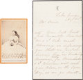 Autographs:U.S. Presidents, Mary Todd Lincoln: Autographed Letter Signed. ...