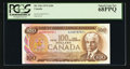 Canadian Currency: , BC-52b 1975 $100. ...