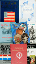 Books:Americana & American History, [American Military History]. [Civil War]. Group of Eight AmericanMilitary History Books with Focus on the Civil War. Variou...(Total: 8 Items)