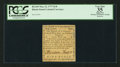 Colonial Notes:Rhode Island, Rhode Island May 22, 1777 $1/8 PCGS Apparent Very Fine 35.. ...