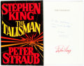 Books:Horror & Supernatural, Stephen King and Peter Straub. SIGNED. The Talisman. Viking/ Putnam's, [1984]. First trade edition. Inscribed by ...