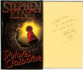 Books:Horror & Supernatural, Stephen King. INSCRIBED. Dolores Claiborne. Viking, [1993].First edition. Inscribed by the author. Publisher's ...