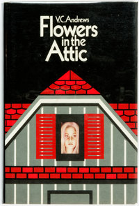 [ALS by the Author]. V. C. Andrews. Flowers in the Attic. New York: Simon and Schuster, [1979]
