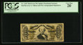 Fractional Currency:Third Issue, Fr. 1330 50¢ Third Issue Spinner PCGS Very Fine 20.. ...