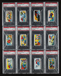 "Non-Sport Cards:Sets, 1972 Primrose Confectionery ""Superman"" Complete Set (50) - #4 onthe PSA Set Registry. ..."