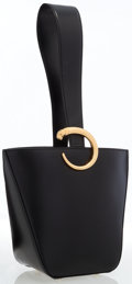 Luxury Accessories:Bags, Cartier Black Leather Classic Panthere Small Tote Bag . ...
