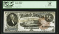 Large Size:Legal Tender Notes, Fr. 54 $2 1880 Legal Tender PCGS Apparent Very Fine 35.. ...