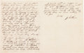 Political:Small Paper (pre-1896), Abraham Lincoln: 1864 Election Racist Commentary. ...