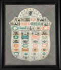 Fractional Currency:Shield, Fr. 1382 Fractional Currency Shield, With Gray Background VeryFine-Extremely Fine.. ...