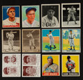 Baseball Cards:Lots, 1933 to 1948 Goudey, Play Ball, Leaf Baseball Card Collection (29)....