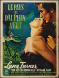"""Movie Posters:Adventure, Green Dolphin Street (MGM, 1947). French Grande (47"""" X 63"""").Adventure.. ..."""