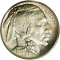 Proof Buffalo Nickels: , 1913 5C Type Two PR66 PCGS. A remarkable Matte proof example withamazing eye appeal. The design elements on each side are ...