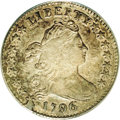Early Dimes: , 1796 10C XF45 ANACS. JR-1, R.3. First year of issue for thedenomination, and the most commonly encountered variety of the ...