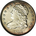 Bust Dimes: , 1832 10C MS65 PCGS. JR-6, R.3. A slightly scarcer variety, and thisexample is one of the finest known. Both sides are shar...