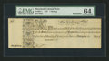 Colonial Notes:Maryland, Maryland 1733 1s PMG Choice Uncirculated 64.. ...