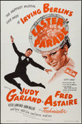 "Movie Posters:Musical, Easter Parade (MGM, R-1962). One Sheet (27"" X 41""). Musical.. ..."