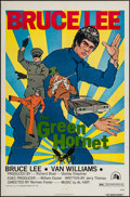 "Movie Posters:Action, The Green Hornet (20th Century Fox, 1974). One Sheet (27"" X 41"")""Kato"" Style. Action.. ..."