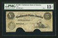 Confederate Notes:1861 Issues, T32 $5 1861.. ...