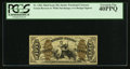 Fractional Currency:Third Issue, Fr. 1366 50¢ Third Issue Justice PCGS Extremely Fine 40PPQ.. ...
