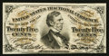 Fractional Currency:Third Issue, Fr. 1291 25¢ Third Issue Choice New.. ...