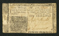 Colonial Notes:New Jersey, New Jersey December 31, 1763 3s Extremely Fine.. ...