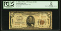 National Bank Notes:West Virginia, Kimball, WV - $5 1929 Ty. 2 The Kimball NB Ch. # 13484. ...