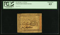 Colonial Notes:Pennsylvania, Pennsylvania October 1, 1773 5s PCGS Choice New 63.. ...