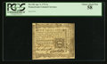 Colonial Notes:Pennsylvania, Pennsylvania April 3, 1772 2s PCGS Choice About New 58.. ...