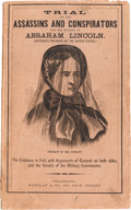 Miscellaneous:Ephemera, Mary Surratt: Scarce Paperback. ...