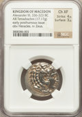 Ancients:Greek, Ancients: MACEDONIAN KINGDOM. Alexander III the Great (336-323BC).  AR tetradrachm (17.17 gm)....